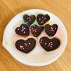 子供とバレンタインチョコ作り☆クーベルチュールチョコレート