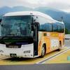 新宿・渋谷-沼津線4108便(富士急シティバス・沼津営業所) PKG-RU1ESAJ