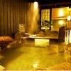「ドーミーイン熊本」、ビル屋上の露天風呂と、ビール1杯無料の「湯上り処SORA」。朝食は熊本郷土料理もたっぷり。
