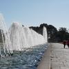 【α9×須磨離宮公園その1】アスレチック<子供の森 冒険コース>が結構楽しい!大噴水もあって楽しい公園。