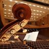 石川県津幡町にある津幡町文化会館シグナスで、吹奏楽の演奏会。親子ふれあいコンサート。