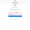 Microsoftアカウントにサインインできない事例