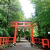 【大田神社】四神一体で長寿福徳を祈る上賀茂神社の摂社【道祖神と福徳神】