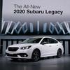 ● スバル、新型レガシィを米国で世界初公開 | 新型2.4リッター直噴ターボエンジンを採用