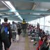 【香港:旺角】 上がってビックリ~ カオスが広がる 旺角道の『陸橋』はある意味観光スポット?!