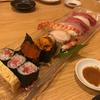 光寿司で特上握り(東向島)