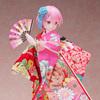 【リゼロ】吉徳×F:NEX『ラム 日本人形』Re:ゼロから始める異世界生活 1/4 完成品フィギュア【フリュー】より2022年3月発売予定♪