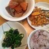 サンマと大豆のピリ辛煮ゴハン