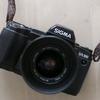 SIGMAの黒歴史的カメラ サの300