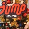 2区のトランポリン場「Jump Arena」