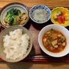 汁物シリーズ第12弾 トマトと大豆のスープ
