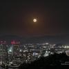 筆山からの夜景 2020.12.01