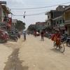 【6カ国目(2):インド】<ゴーラクプル>人という字は人と人が支え合って、、、