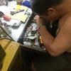 時計電池交換