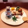 (大阪:江坂)「旬菜天 つちや」のランチコースで日本料理と天ぷらを満喫する。