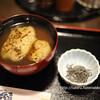【京都・錦市場】錦もちつき屋の茶房でぜんざい、白味噌のお雑煮など頂く!
