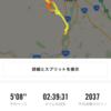 30km走、やってみたけど…