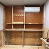 【ハウスDIY進捗】棚の仮設置