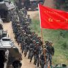 中国がアフガニスタンに軍事基地建設