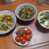 幸運な病のレシピ( 2123 )夜:レバニラ炒め、汁
