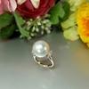 【過去写真No.5】ホワイトワックスで真珠のリングを立てる難しさ