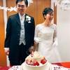 家族ぐるみでお付き合いのある姉の親友の結婚式に参列させていただきました!