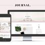 はてなブログをシンプル&おしゃれにしませんか?デザインテーマ「JOURNAL.」を公開しました