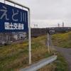 江川海岸まで走ってきました
