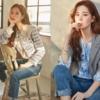 少女時代のソヒョン,ロマンチックでシックなファッション