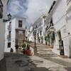 スペイン旅行記*白い街 フリヒリアナを絶不調のなか歩く!*