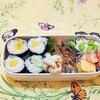 お弁当の記録(4日分)/My Homemade Boxed Lunch/ข้าวกล่องเบนโตะที่ทำเอง