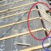 安全・安心な平板瓦の屋根施工が完了しました!流し桟工法(通気構法)仕様です!!