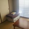 ミニマリスト引っ越し後の部屋