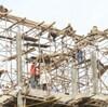 Phòng ngừa tai nạn từ trên cao trong xây dựng.