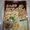 業務スーパー チーズクリームパスタソース 78円