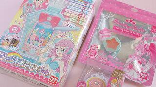 トロピカル〜ジュ!プリキュア玩具「マーメイドアクアポット」やPretty Holicのキッズコスメを購入した。