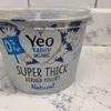 少し高めなYeoのsuper thick yogurt