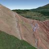 湯之奥中山金山と富士麓金山もkmzファイル化
