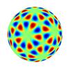 球面調和関数で正20面体をつくる(2) - 3j記号の非自明なゼロ