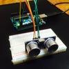 超音波距離センサー(HC-SR04)で距離を計測する(Arduino)