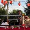 神原町自治会活動(34]       子供がいっぱいの納涼祭
