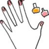 地味に辛かった抗がん剤の副作用 ③爪がボロボロに割れる・二枚爪に!! 【パクリタキセル】