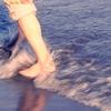 鎌倉の浜辺に遊ぶ・・・🌊
