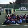 12月17日 U-8練習試合結果