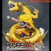 ドラゴンボールガレージキット(孫悟空+神龍)MRC&XCEED