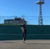 テニスでフォームの確認やサーブの練習こそ壁打ちでやるべきだということ