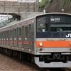 駅撮り JR武蔵野線 - 船橋法典駅