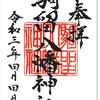 駒留八幡神社の御朱印(東京・世田谷区)〜歴史や伝承を知って参拝しましょう