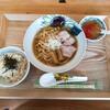 「石川県産真鯛のらーめん 喜多方らーめん風(1の1ver.)」Ramen&Bar ABRI