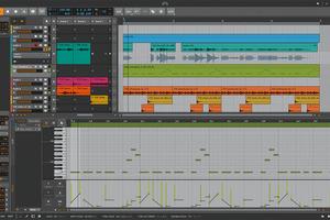 コンピングやMIDIランダマイズ系の機能を追加したドイツ産DAW「Bitwig Studio 4」レビュー